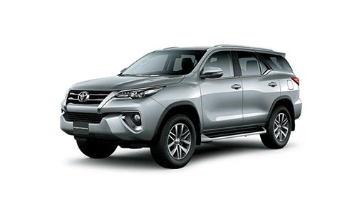 TOYOTA FORTUNER 2.7AT 4X4 kien giang