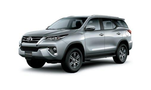 TOYOTA FORTUNER 2.7AT 4X2 kien giang