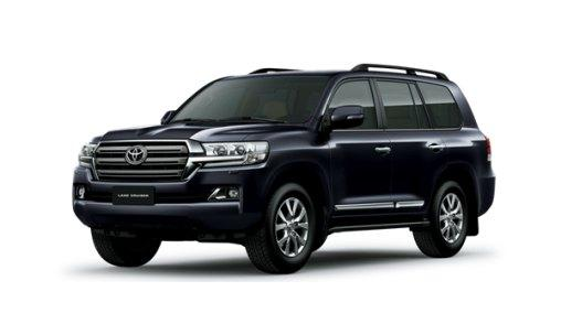 TOYOTA LAND CRUISER VX kien giang